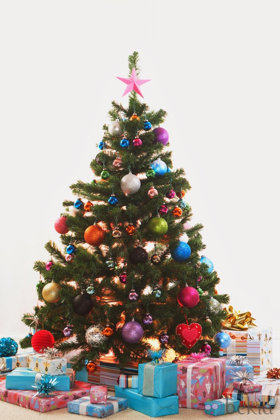 Banco de imagenes y fotos gratis arbol de navidad parte 2 - Imagenes de arboles de navidad decorados ...