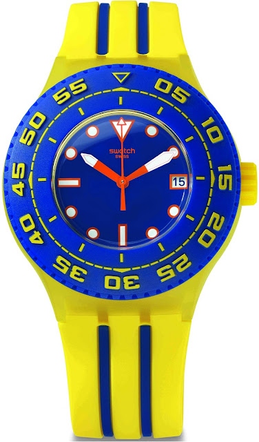 Swatch Scuba Libre PLAYERO Price Rs 4580