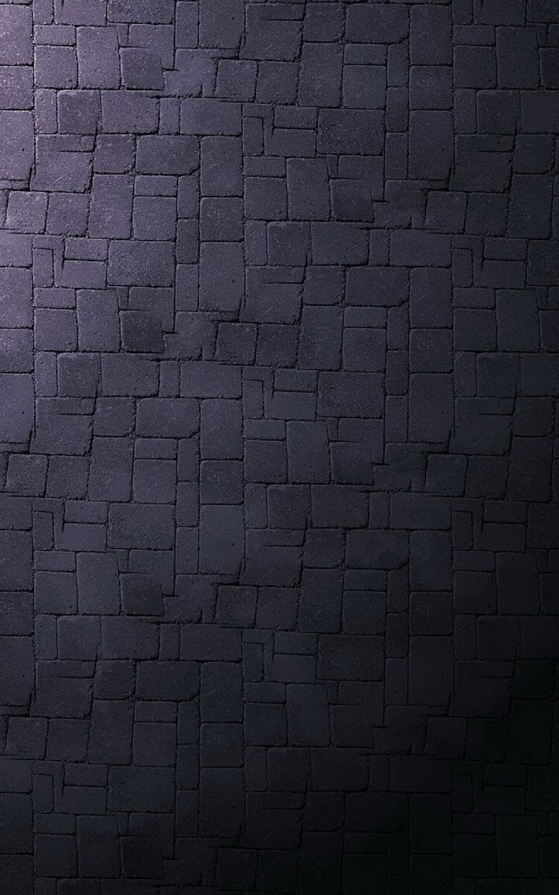 Android best wallpapers stone wall simple dark texture for Wallpapering a wall