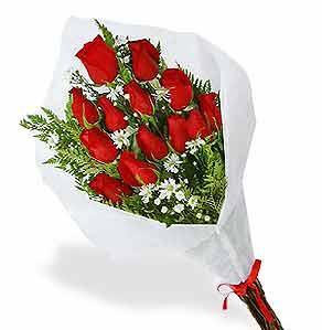 Ramos de Rosas Brillantes para Enamorados Yaves  - Imagenes De Un Ramo De Rosas