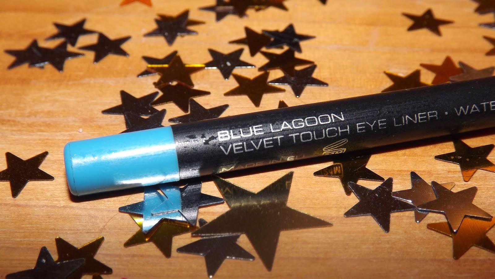 gosh eyeliner blue lagoon