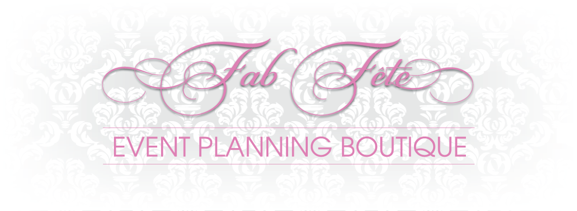 Fab Fete Event Planning Boutique Blog