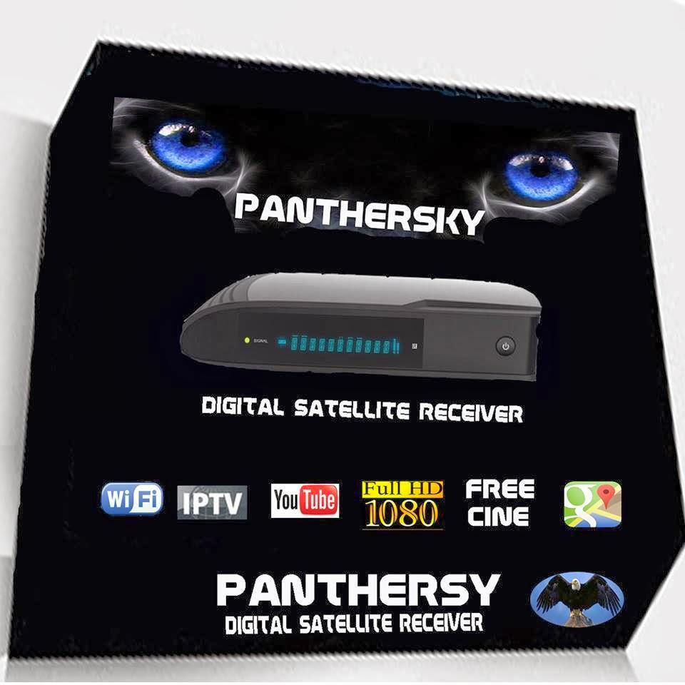 Lançamento Panthersky HD Panthersky+hd++by+times+az