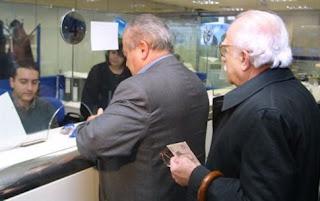 Δίνουν παράταση για απογραφή των συνταξιούχων του Ο.Γ.Α.