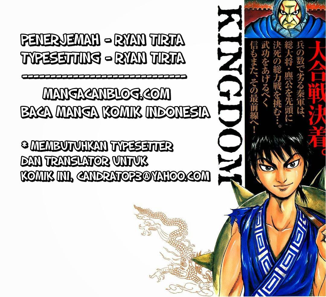 Dilarang COPAS - situs resmi www.mangacanblog.com - Komik kingdom 287 - semua umat manusia 288 Indonesia kingdom 287 - semua umat manusia Terbaru |Baca Manga Komik Indonesia|Mangacan