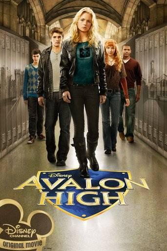 Avalon High (2010) ΜΕΤΑΓΛΩΤΙΣΜΕΝΟ ταινιες online seires xrysoi greek subs