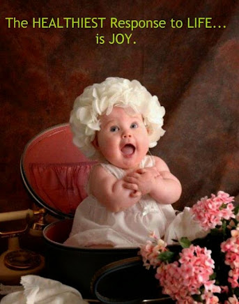 Bring lots of Laughter and Joy into your Life!