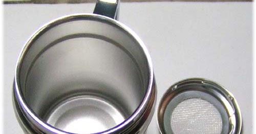 Gelas Mug Magnet Untuk Kesehatan Air Biasa Jadi Hexagonal