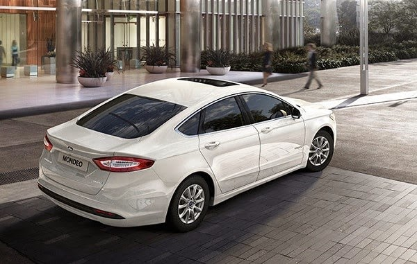 Ford Mondeo 2015 Argentina