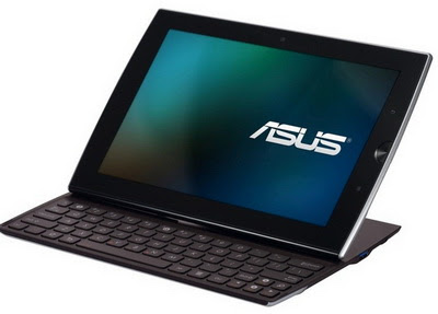 Asus Eee Pad Android Vs iPad Tablet