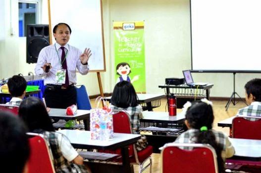 Guru Berkualitas Menghasilkan Pendidikan Yang Berkualitas