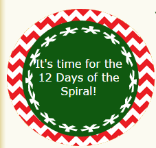12 Days Of The Spiral