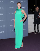 Rosie Huntington-Whiteley in Gucci on the red carpet