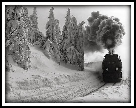tren vapor nieve