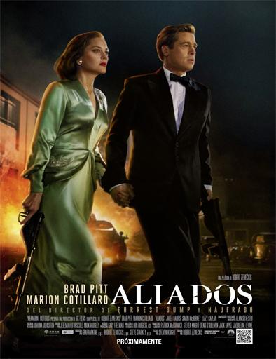 Ver Aliados (Allied) (2016) Online