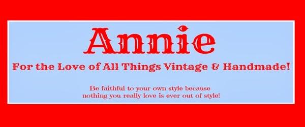 Annie Vintage