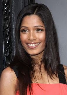 Collections Freida Pinto Hairstyles Latest