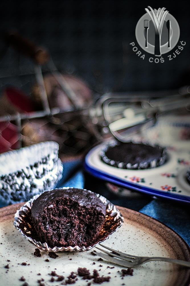 Muffinki buraczane