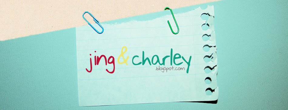 Jing and Charley