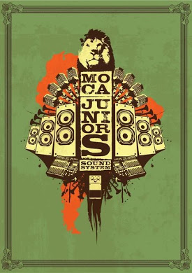 MOCA JUNIORS  SOUND SYSTEM