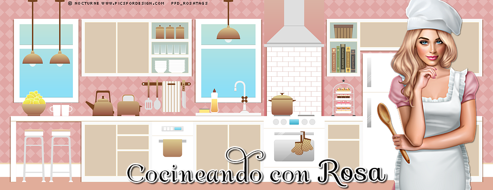 Cocineando con Rosa