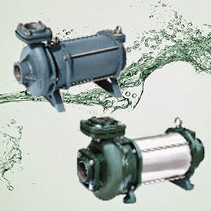 Oswal Single Phase Open Well Pump OSWD-14 (2HP) | 2HP Oswal Single Phase Open Well Pump - Pumpkart.com