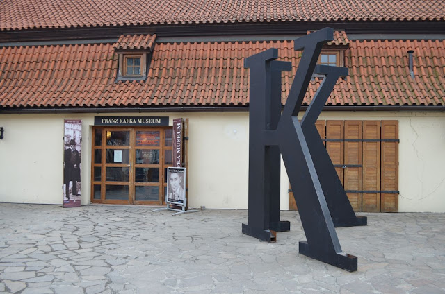 Prag - Franz Kafka Museum