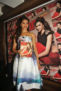 Actress Deepika Padukone Latest Pictures at Starweek Magazine Diwali Special Edition Launch 0031.jpg