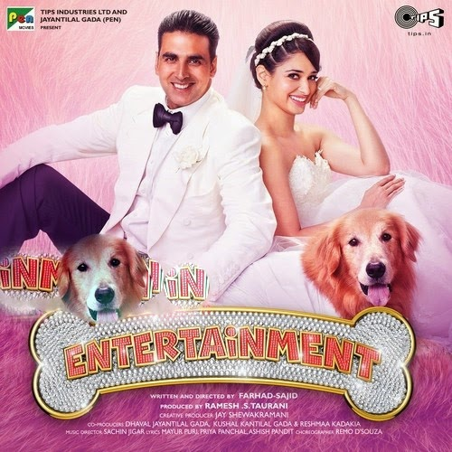 [Album] Entertainment (2014) | Bollywood Movie Indian Songs Free