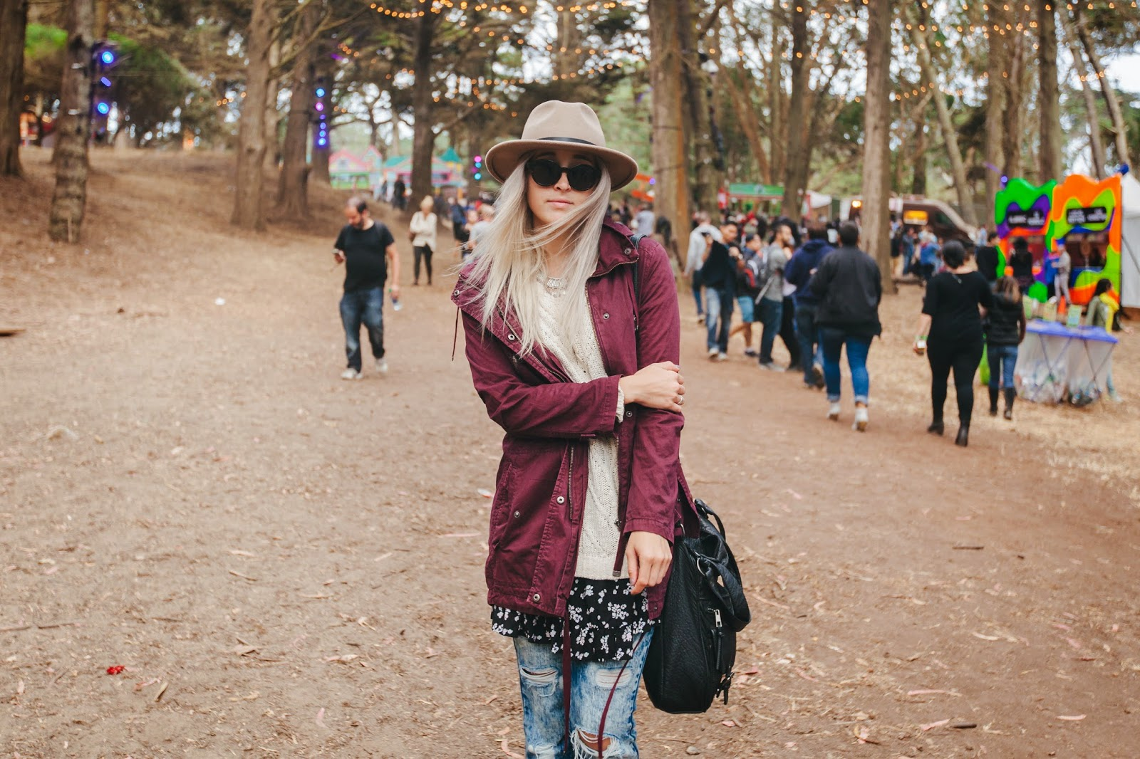 Outside Lands Festival Style