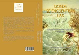 Antología solidaria de Almas y Letras - Novedad en Relatos y Poesía