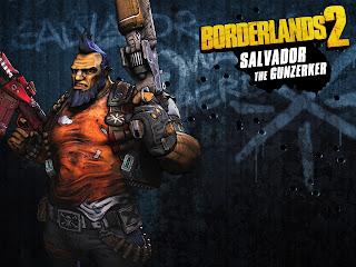 Borderlands 2 iPad Wallpaper