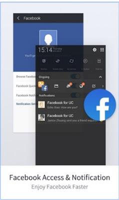 Aplikasi UC Browser Tercepat Terbaru APK Android