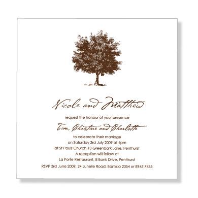 Pocket Wedding Invitations Wedding Invitation Wording Samples