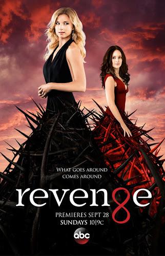 Revenge Temporada 4 (HDTV 720p Ingles Subtitulada) (2014)