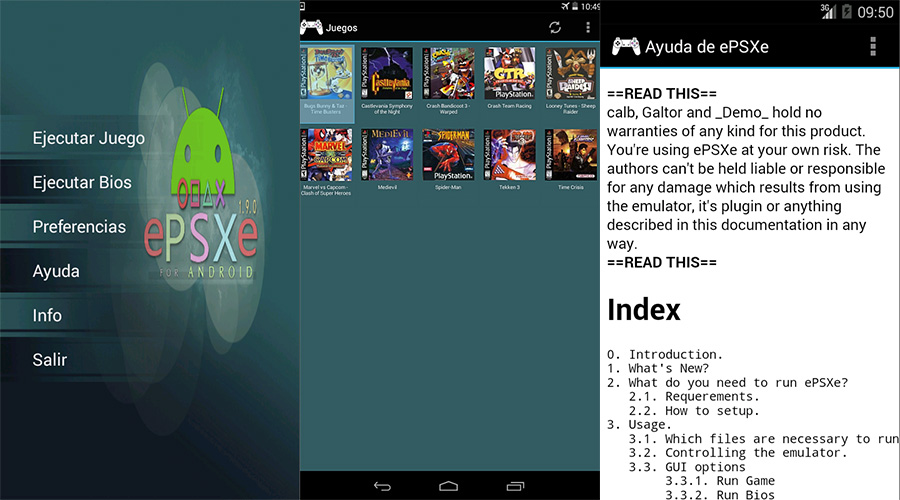 Epsxe 1.8.9 Rus На Андроид