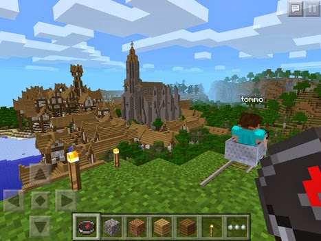 Download Minecraft Apk Android game free