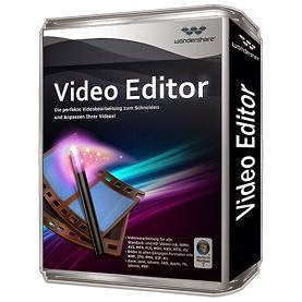 Dowload Wondershare Video Editor 4.8.0