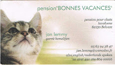 Cattery at Lavolvene, Belveze tel 0563943847
