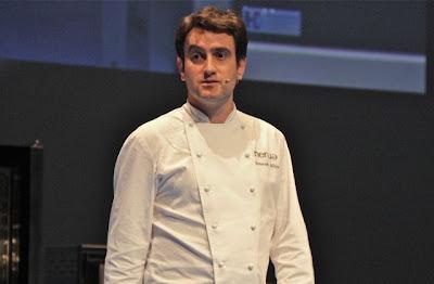 Ponencia de Josean Alija en Gastronomika 2012 Blog Esteban Capdevila