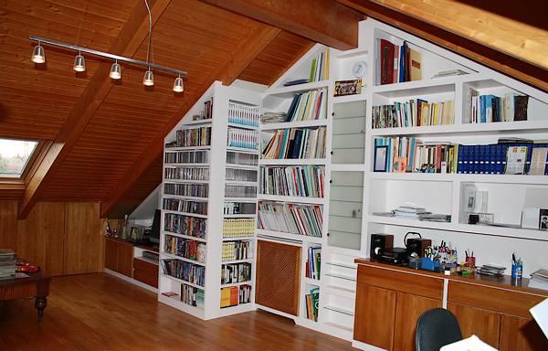 Reformar la buhardilla hogar y bricolaje - Como iluminar un dormitorio ...