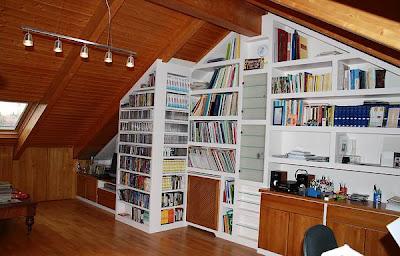 Reformar la buhardilla hogar y bricolaje for Muebles buhardilla