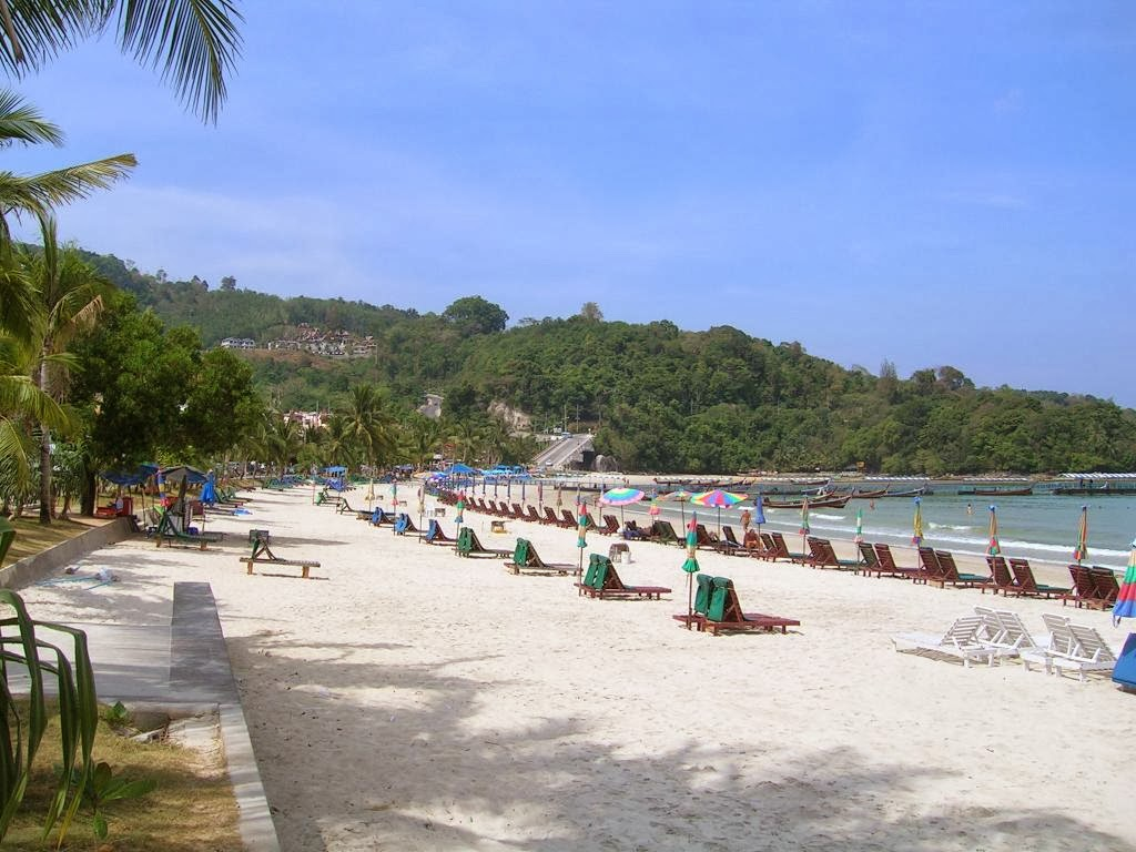 Top Attraction in Thailand: Patong Beach, Phuket