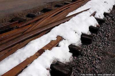 svensk järnväg, banfel, spårfel, växelfel, snöhinder, snö, på grund av, pga, signalfel, tågstrul, tågproblem, tågförsening