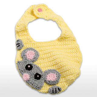 http://www.ravelry.com/patterns/library/sneaky-little-mouse-bib