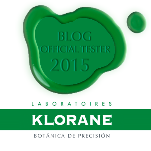 Blog Official Tester Klorane 2015