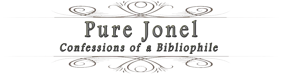 Pure Jonel ~ Confessions of a Bibliophile