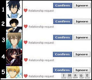 anime relationship request