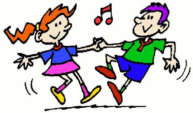 Caricaturas de niños bailando - Imagui