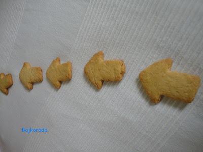 Kruche kokosowe ciasteczka